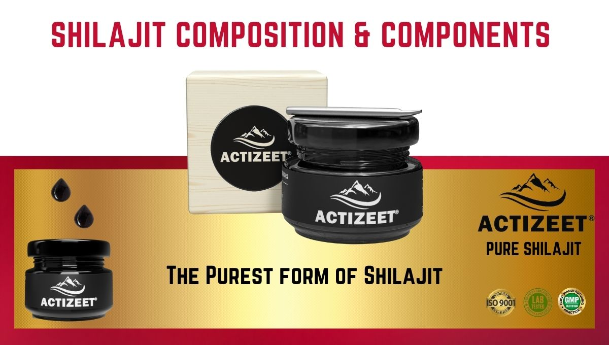 Shilajit Composition and Components