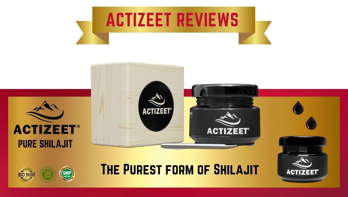 ACTIZEET Reviews