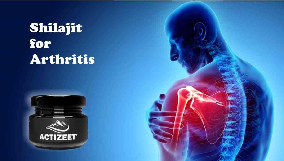 shilajit for arthritis