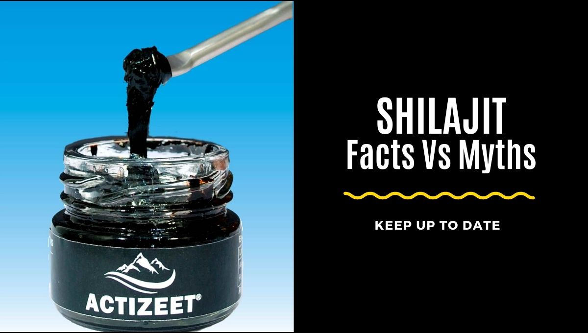 shilajit facts vs myths