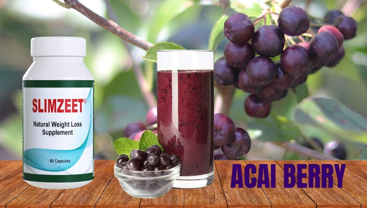 Acai berry for weight loss