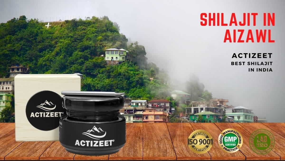 Shilajit in Aizawl (Mizoram)