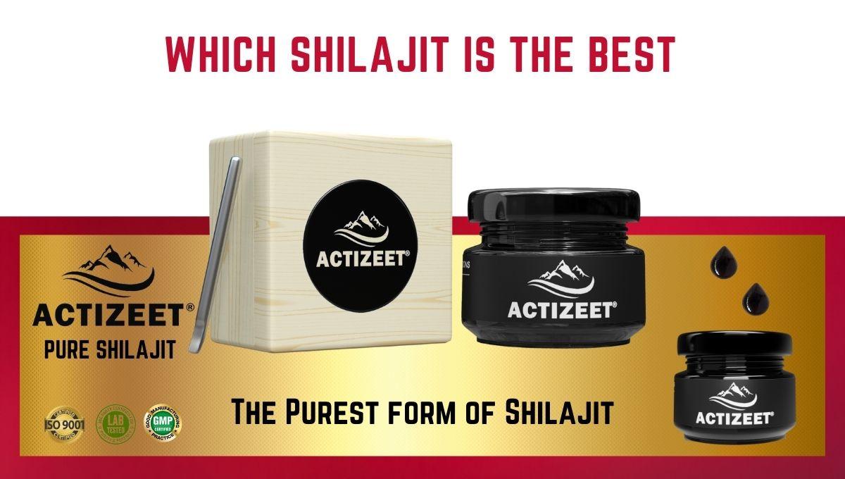 Which Shilajit Is The Best